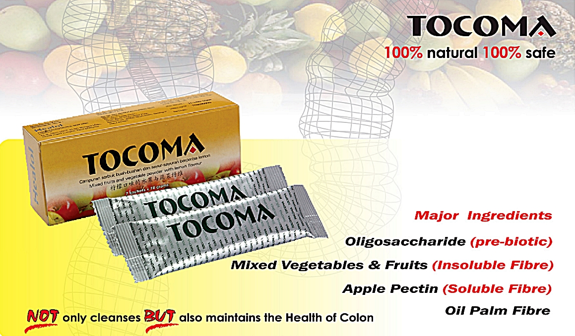 tocoma healol cut